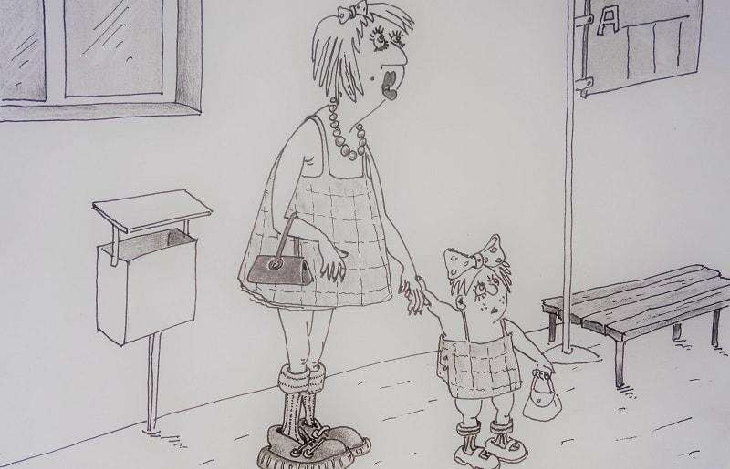 Не впускай в себя тётку. Не впускай! | Психологическая помощь Алины Адлер psiholog-pomogi.ru